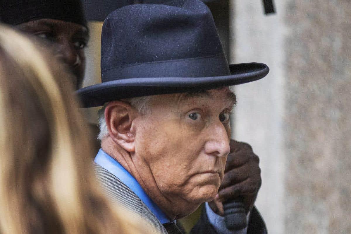 La peine imposée à Roger Stone