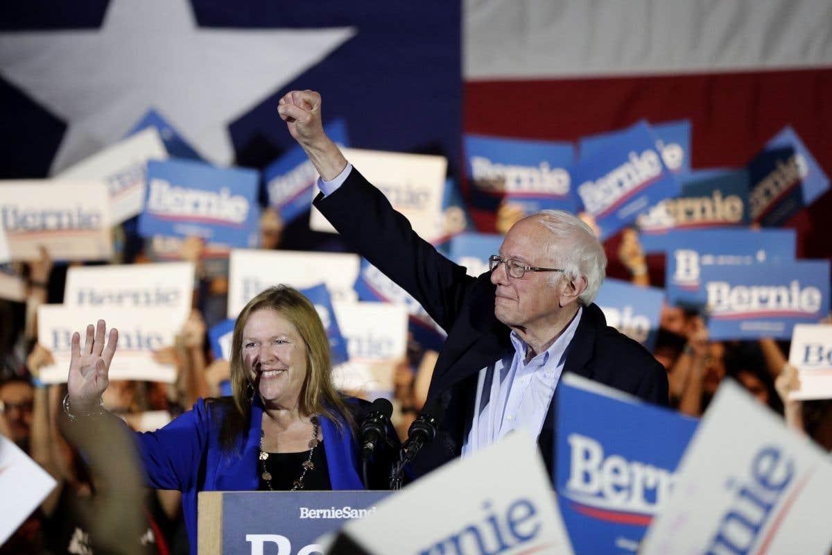 Bernie Sanders prend son envol