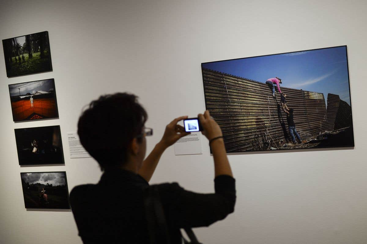 Les finalistes du concours World Press Photo