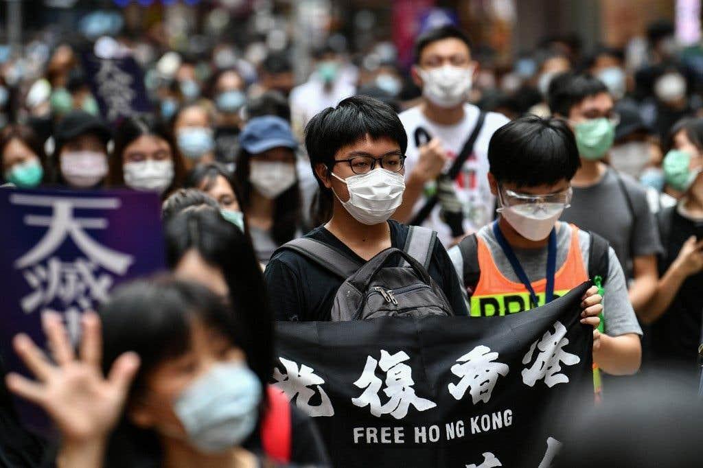 Hong Kong crie de nouveau à l'injustice