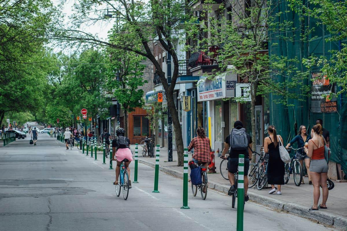 Les commerces de la grande région de Montréal rouvrent