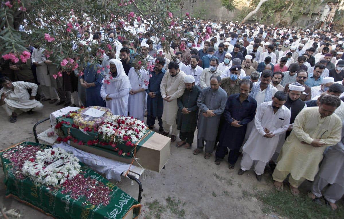 Des réponses concernant l'écrasement au Pakistan