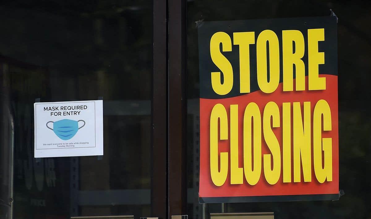 Le chômage aux États-Unis