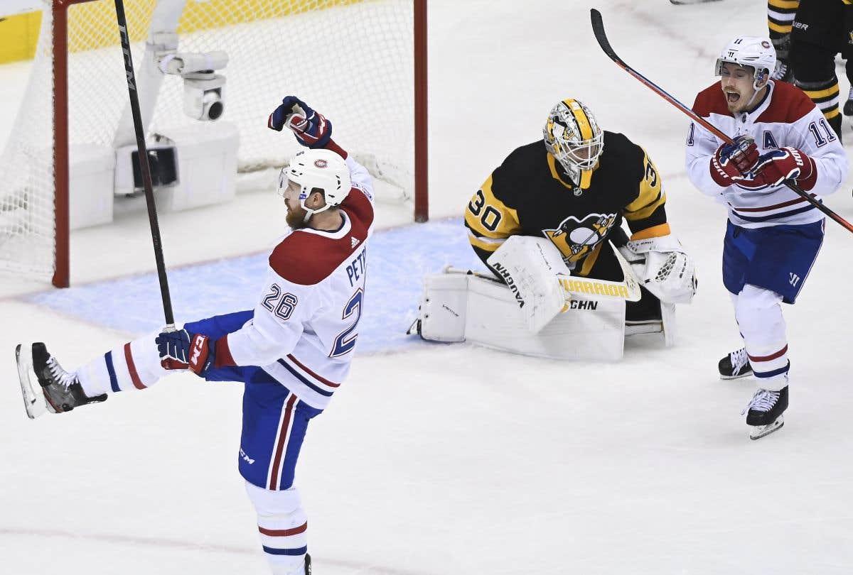Deuxième duel Canadiens-Penguins