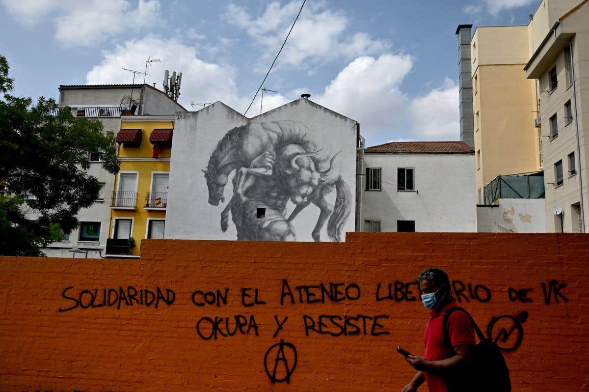 Madrid se reconfine