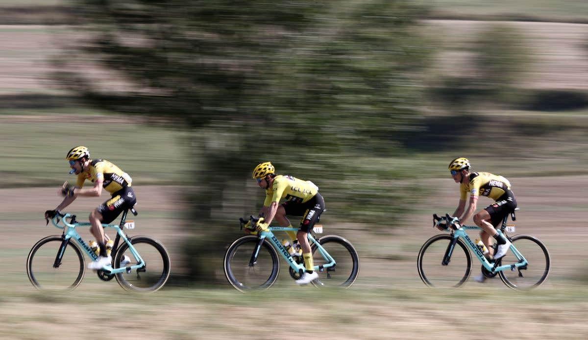 La fin du Tour de France