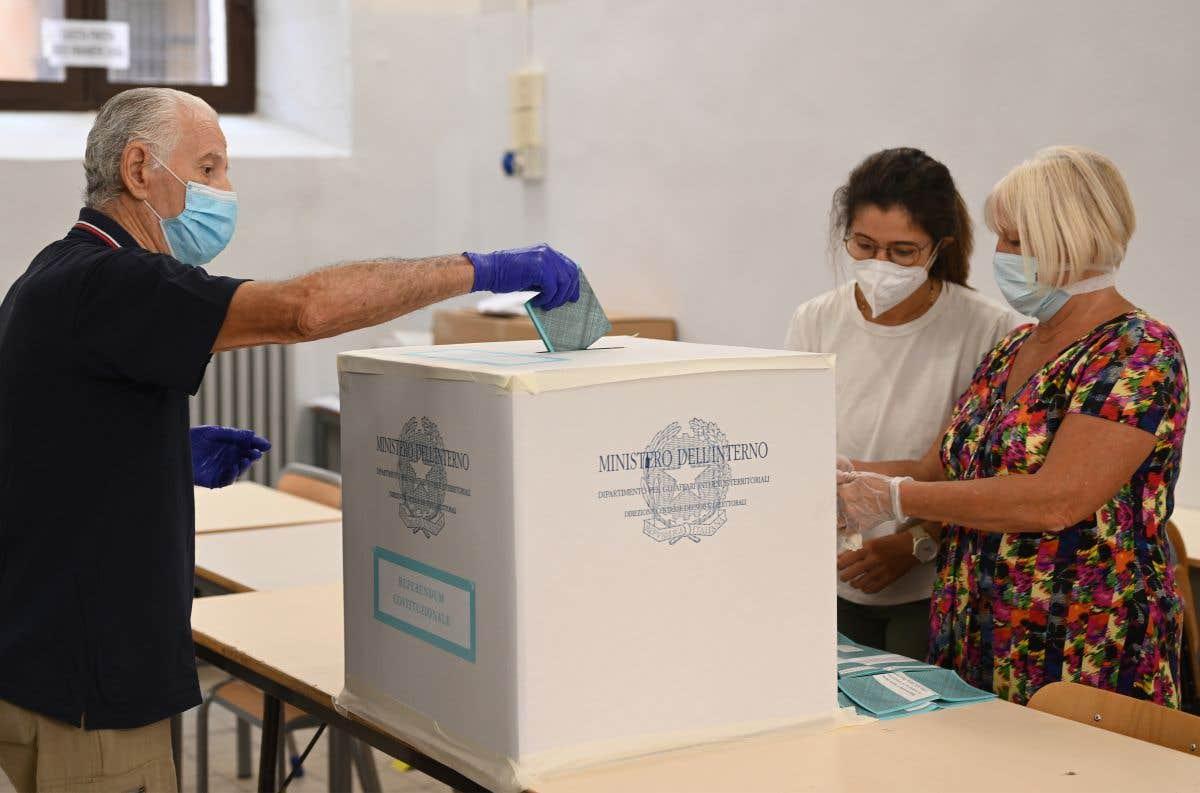 Élections régionales en Italie