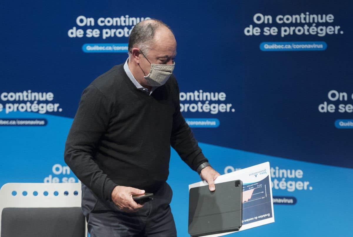La deuxième vague au Québec