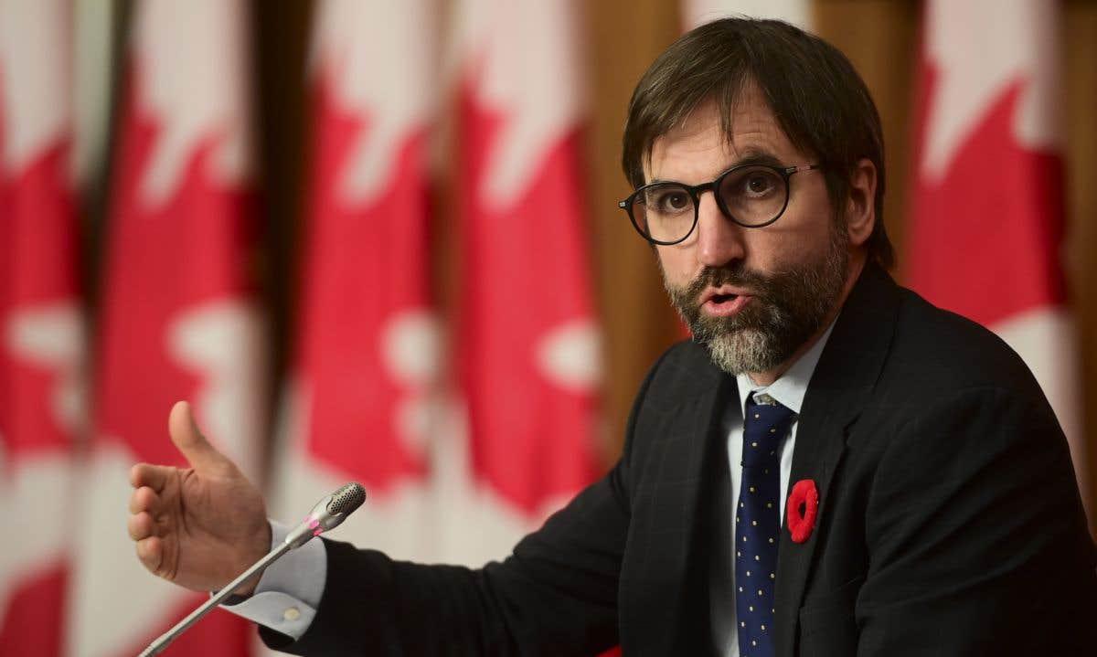 Le ministre Guilbeault et les géants du Web