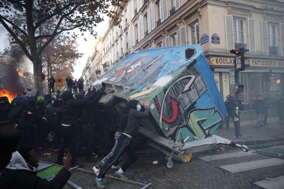 Grogne en France