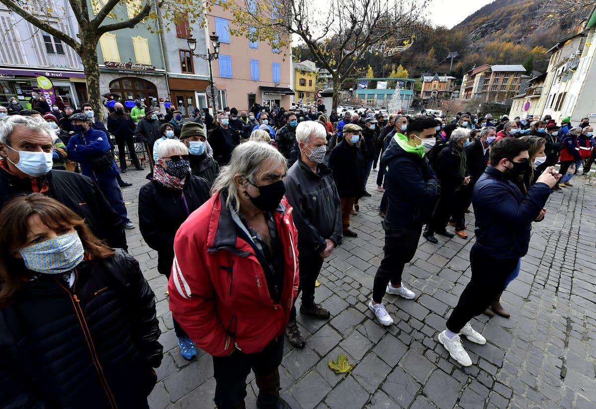 France: nouvelle manifestation contre la loi «sécurité globale»