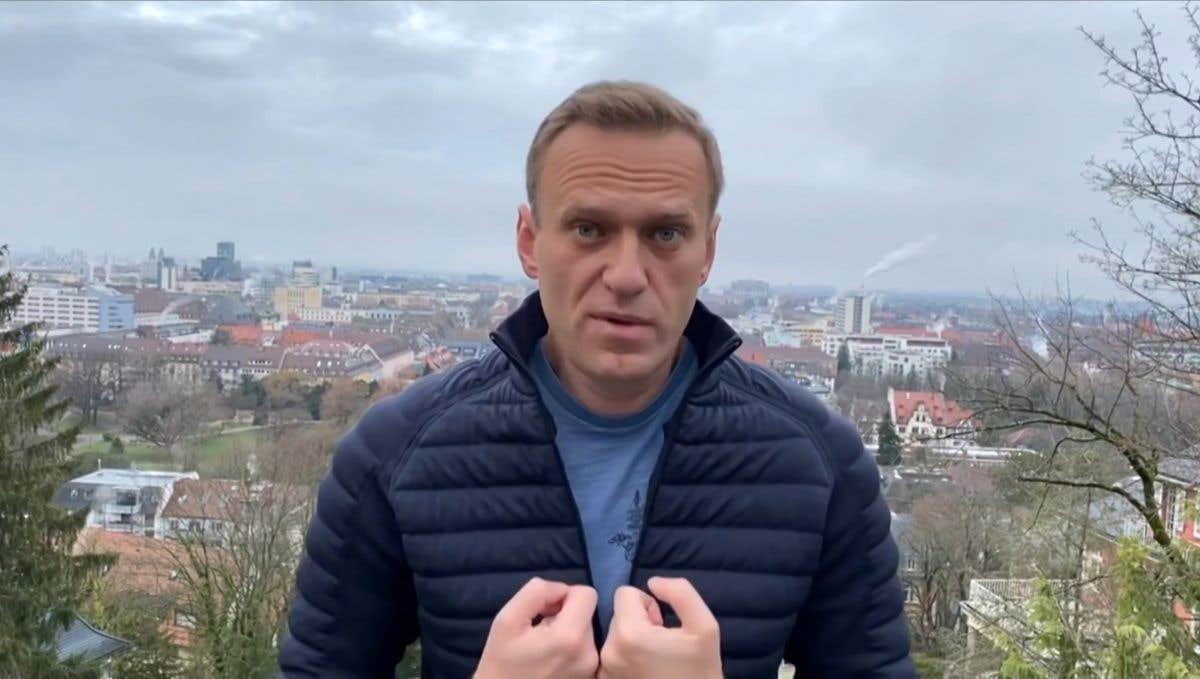 Le retour de Navalny
