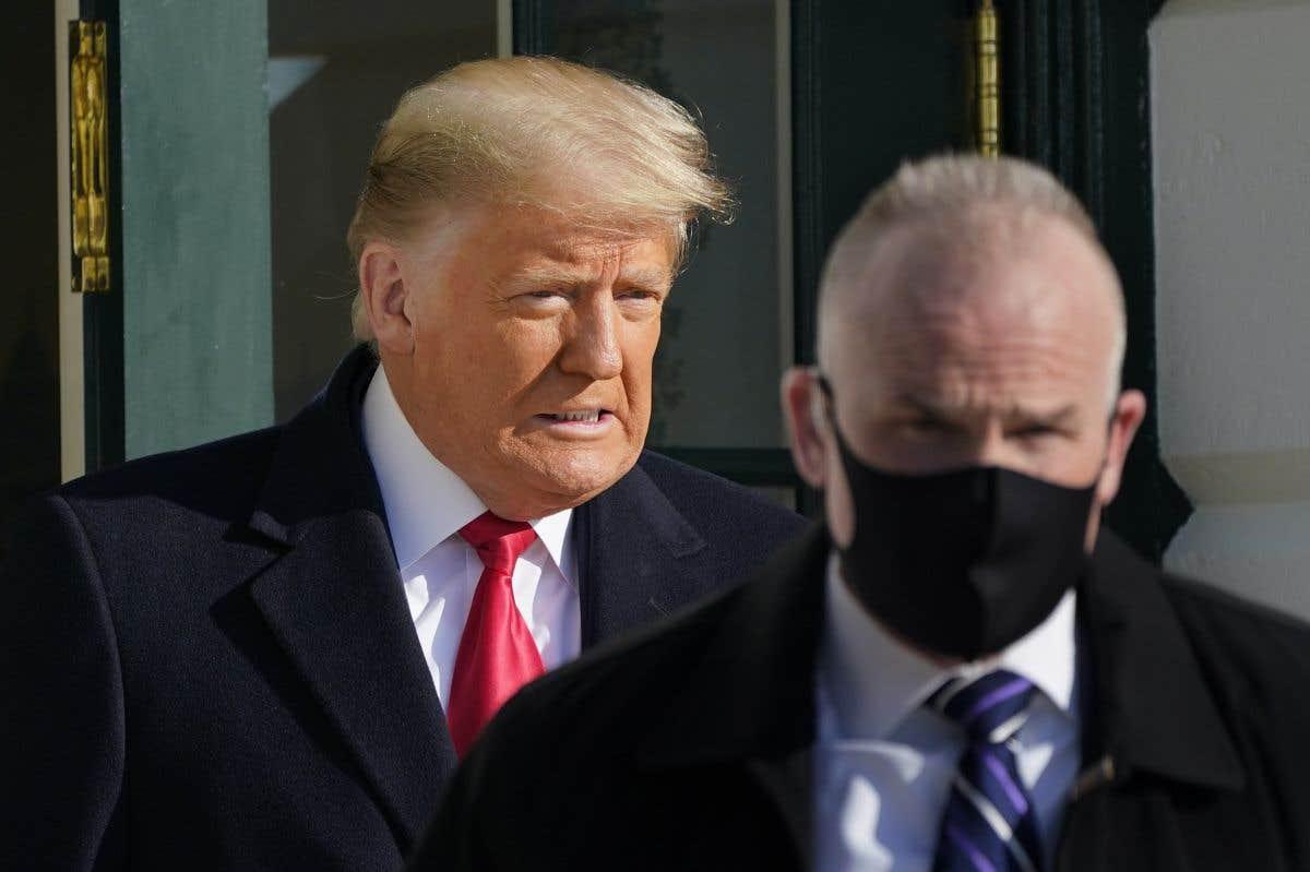 Trump en mauvaise posture