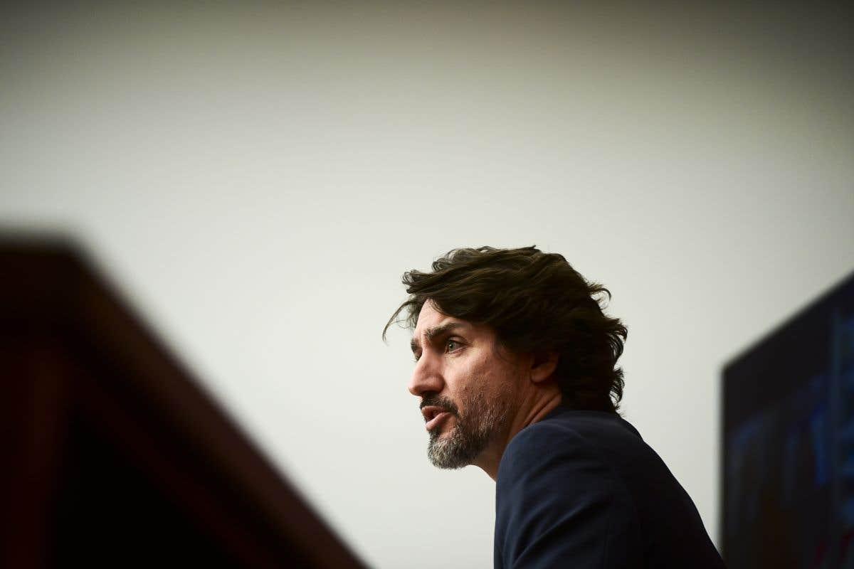 Justin Trudeau sur la COVID-19