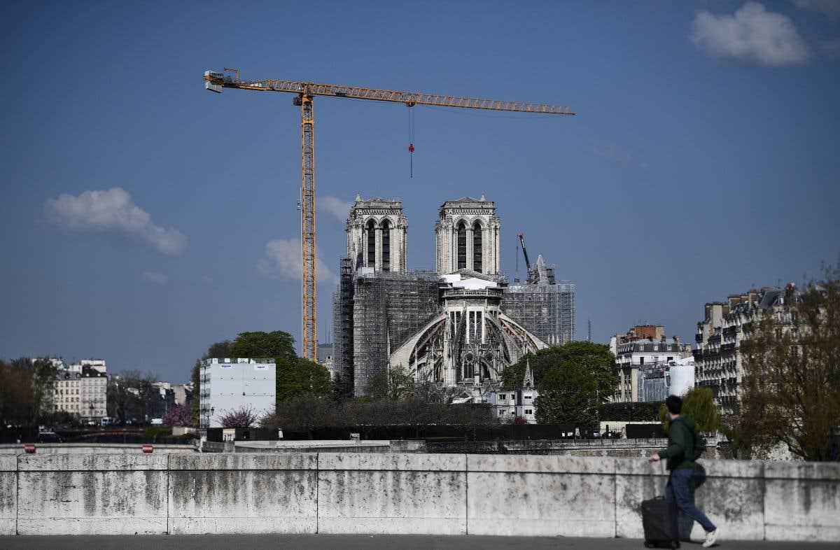 Notre-Dame de Paris, deux ans plus tard