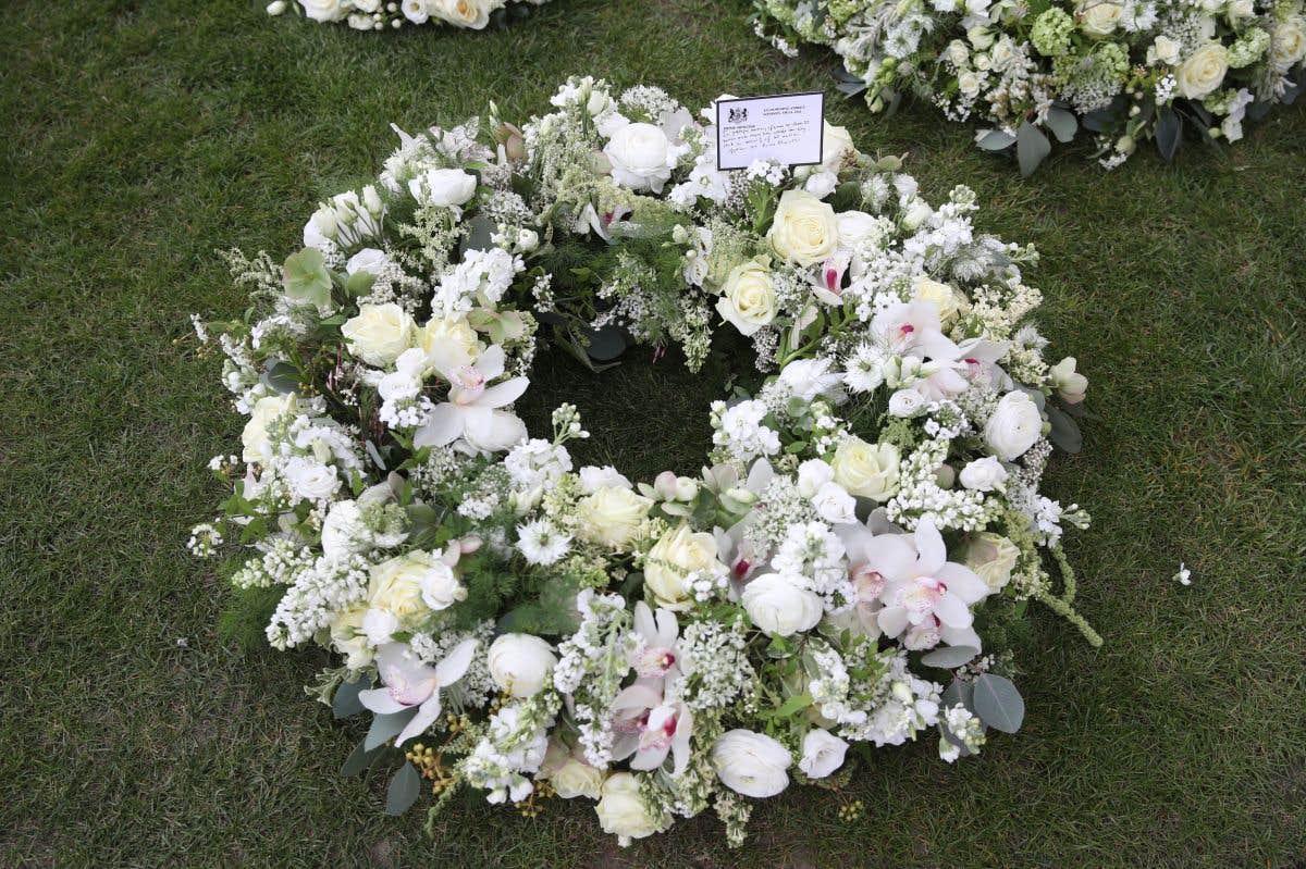 Funérailles du prince Philippe