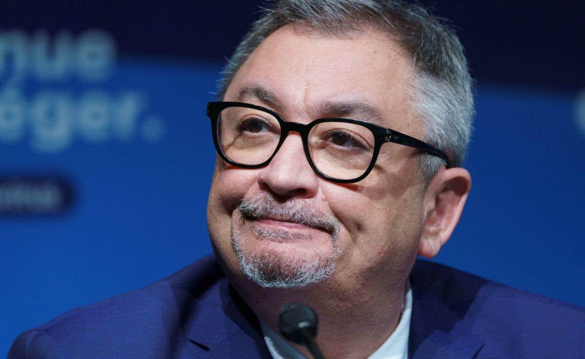 Horacio Arruda vacciné