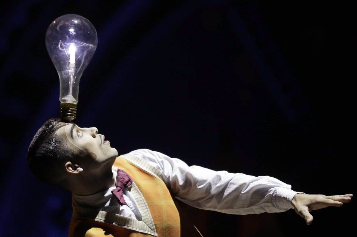 Une aide au cirque