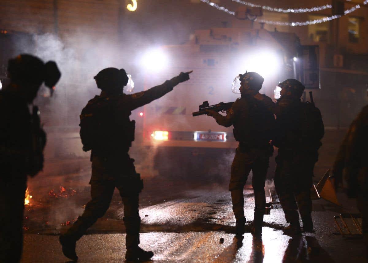 Nouveaux heurts à Jérusalem