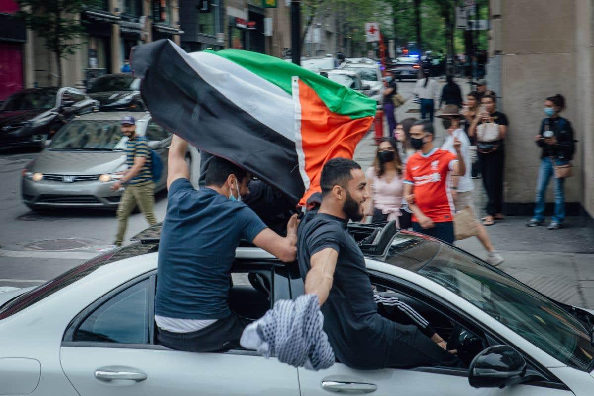Escalade dans le conflit israélo-palestinien