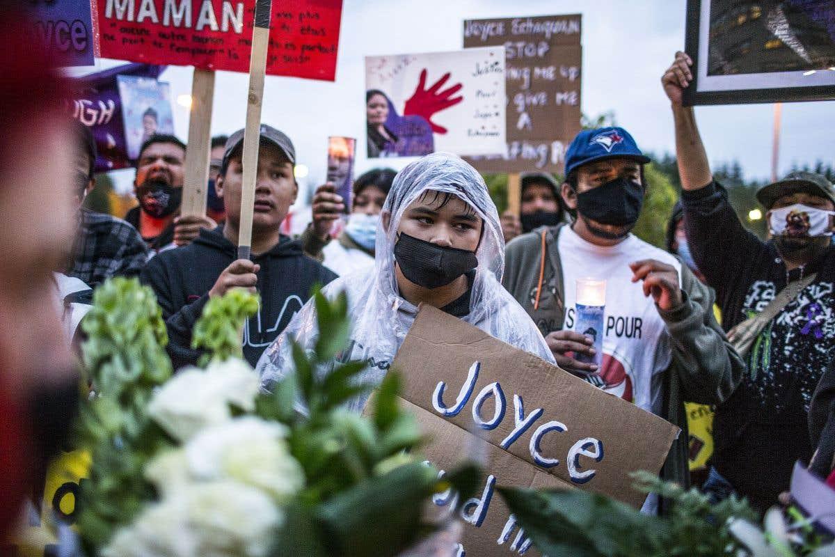 Joyce Echaquan: dernier jour de l'enquête