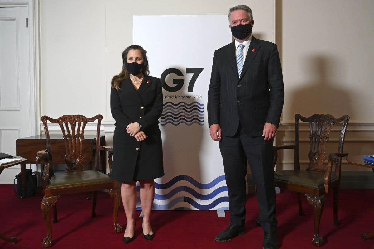Freeland au G7