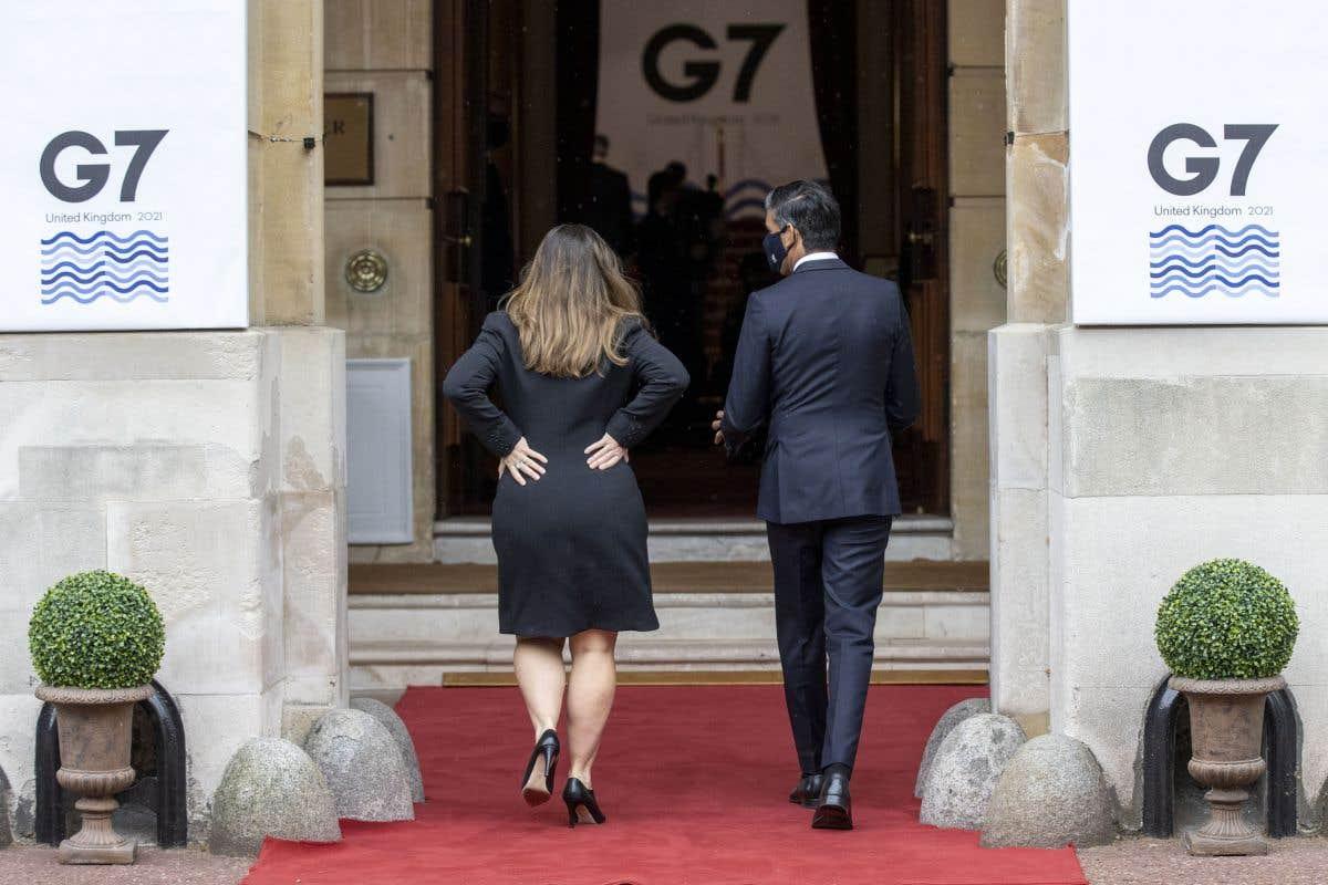 Accord «historique» au G7