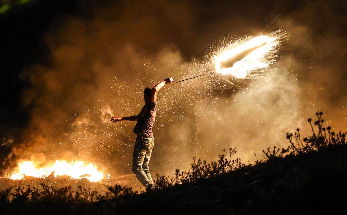 Tensions en Israël