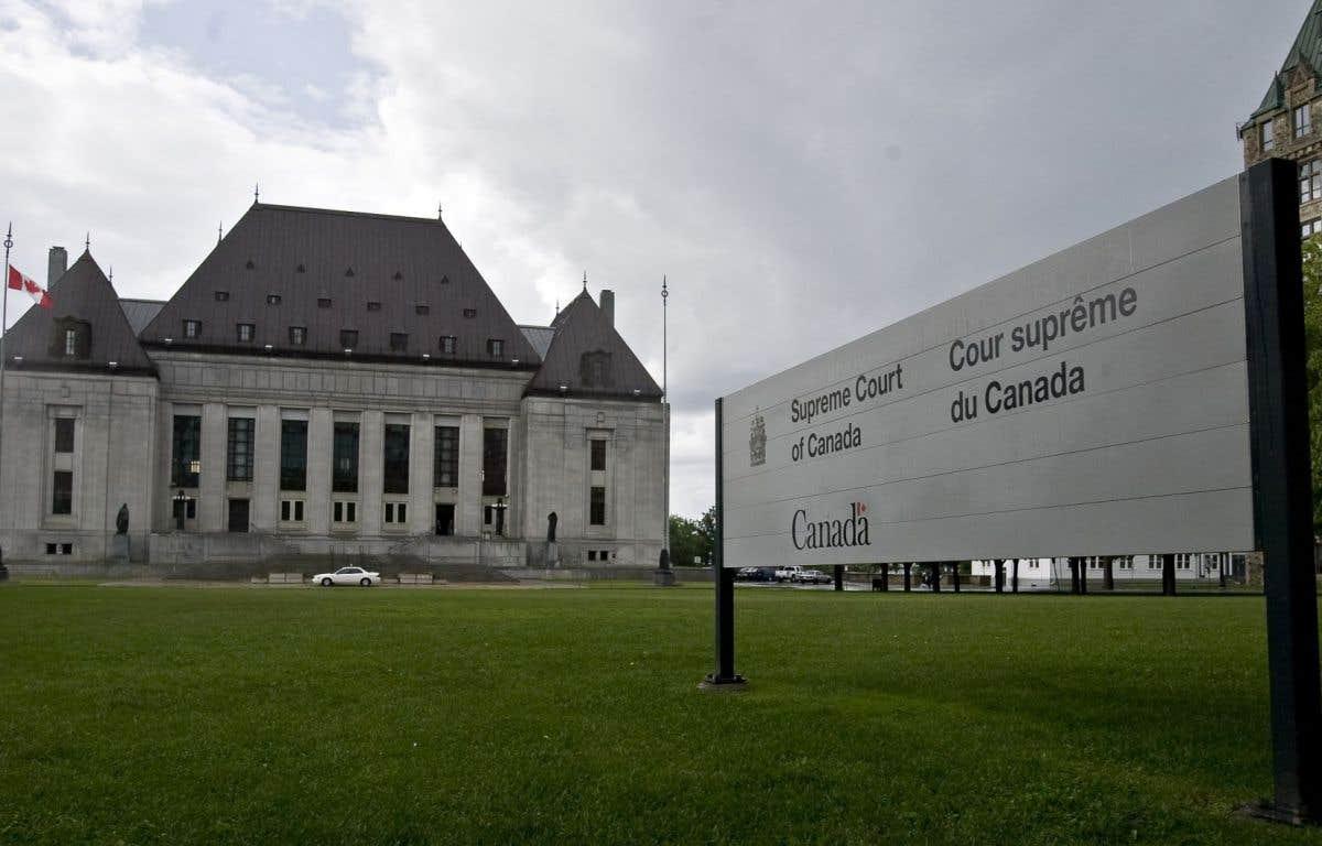 Travaux de la Cour suprême