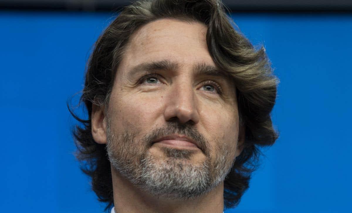 Trudeau de retour d'Europe
