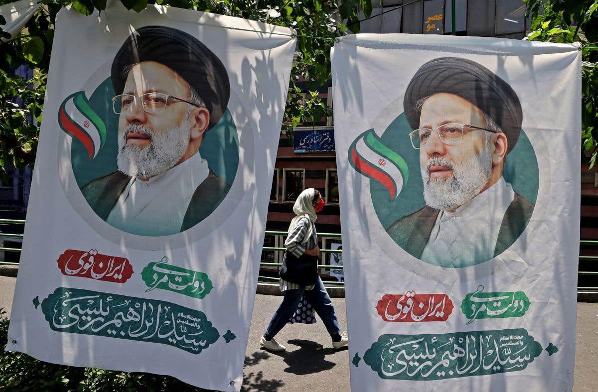 Élection en Iran