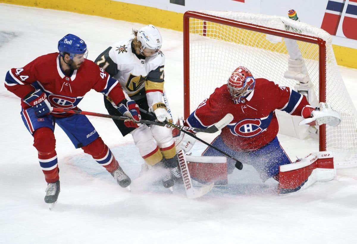 Quatrième match Montréal-Las Vegas