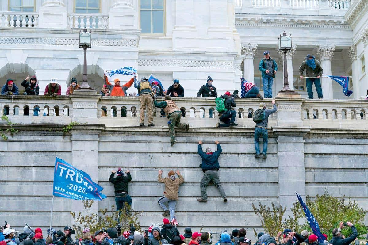Début de l'enquête sur l'émeute au Capitole américain