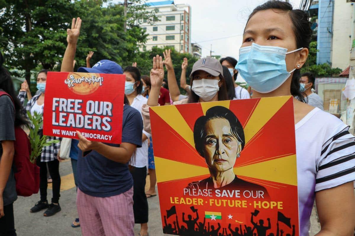 Chaos et détresse sanitaire au Myanmar