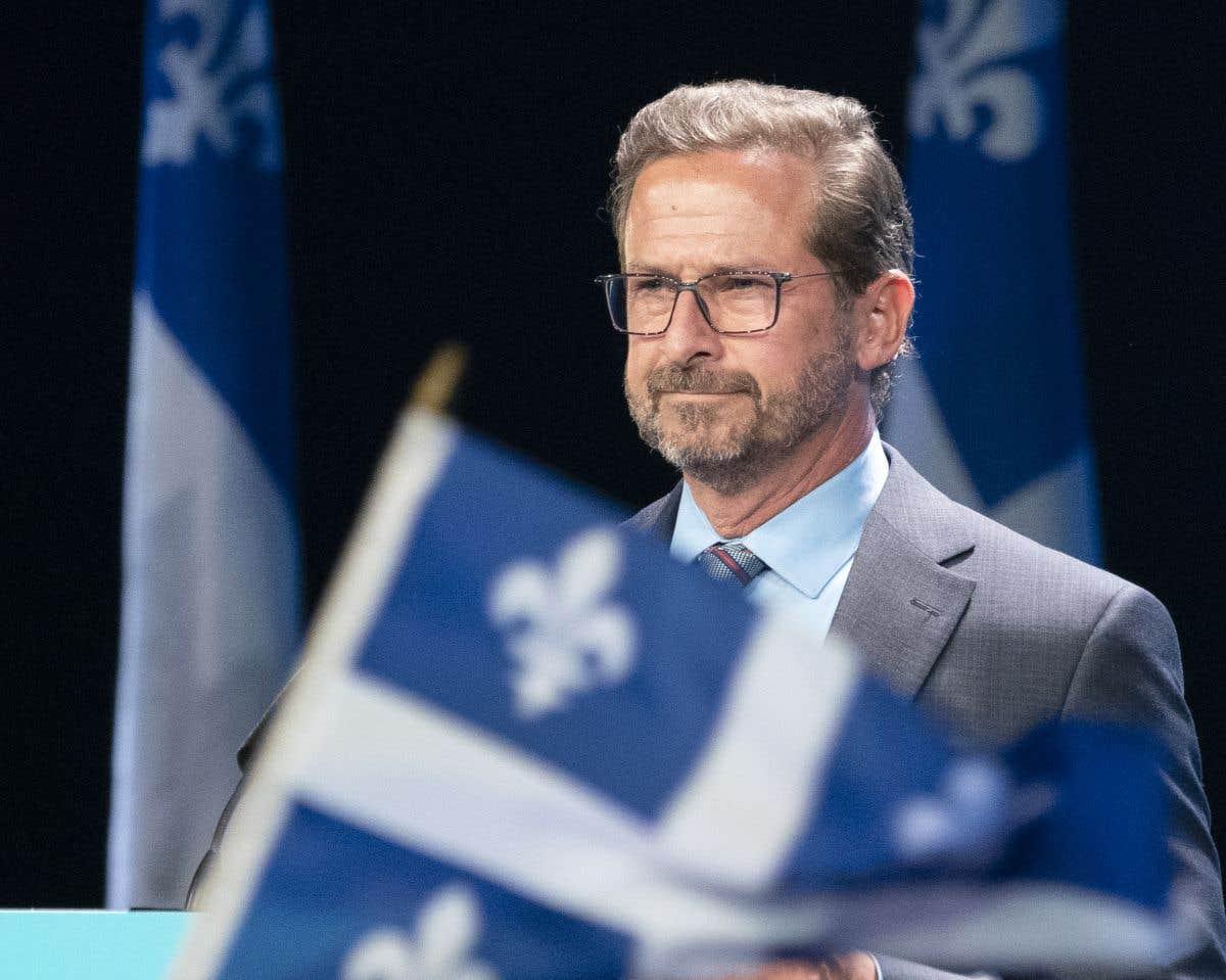 Point de presse du chef du Bloc québécois