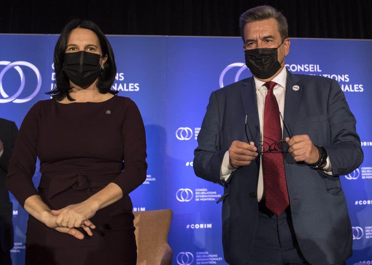 Parcours des candidats à Montréal