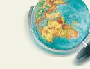 La série «Carnet de route»: nos collaborateurs sur les chemins du monde