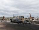Incendie à Fort McMurray