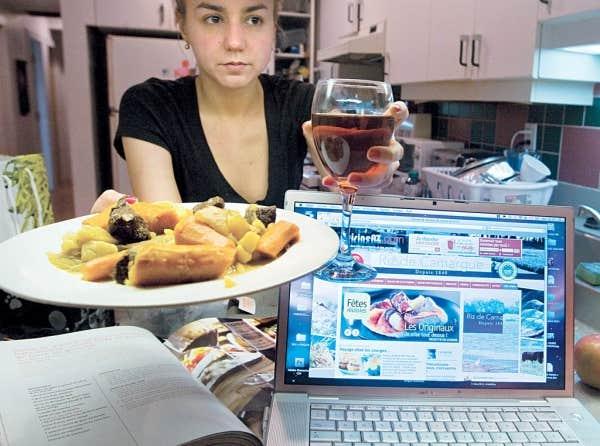 zoom sur la technologie dans la cuisine quand l 39 ordi ForTechnologie Cuisine