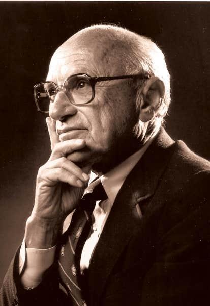 L'économiste Milton Friedman n'aurait pas du tout été surpris de constater les résultats mitigés des plans de relance budgétaire mis en œuvre depuis 2008, ni les crises de finances publiques provoquées par l'endettement massif qu'on observe aujourd'hui aux États-Unis et en Europe.