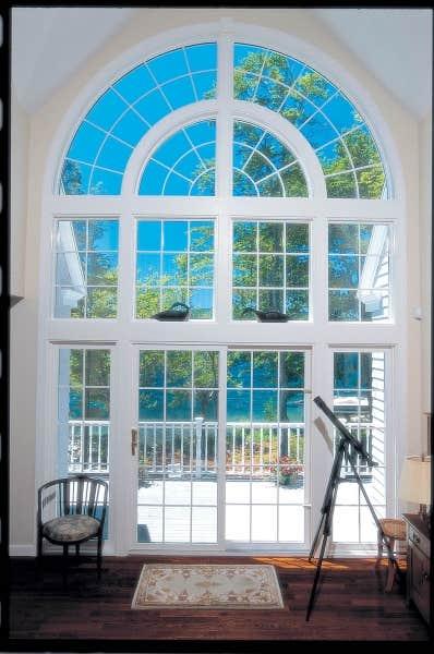 Il existe sur le marché des vitres spécialisées, comme les fenêtres architecturales.
