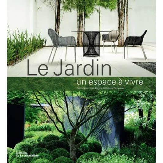 livre design ext rieur le jardin un espace vivre le devoir. Black Bedroom Furniture Sets. Home Design Ideas