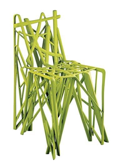 Chaise C2 Patrick Jouin De La Srie Solid 2004 Cette
