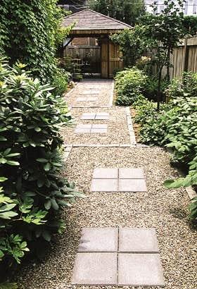 Un Jardin Contemporain Pur Le Devoir