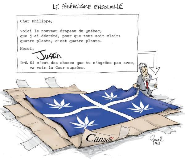 Le regarde de notre caricaturiste Pascal sur l'actualité du jour.
