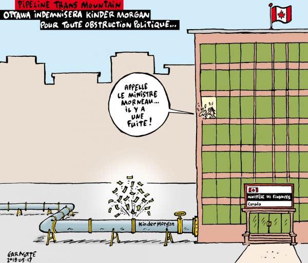 Le regard de notre caricaturiste Garnotte sur l'actualité du jour.