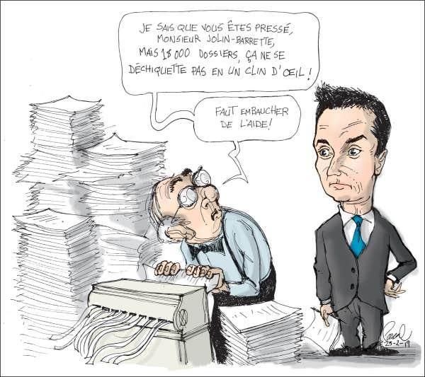 CARICATURES : politiques, judiciaires, sportives ... etc.    (suite 2) - Page 31 Le-coup-de-crayon-du-25-fevrier