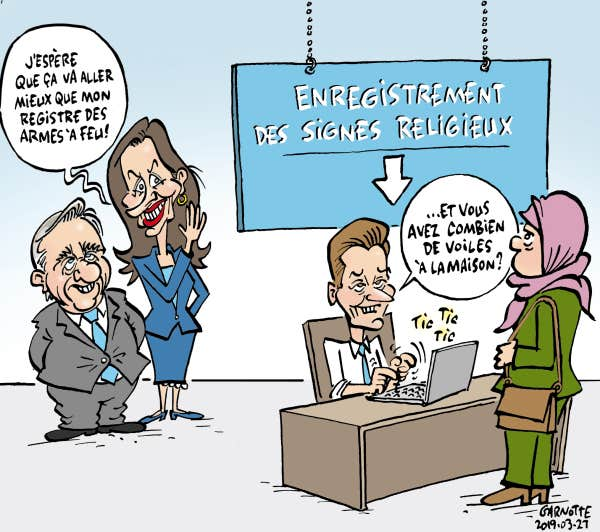 CARICATURES : politiques, judiciaires, sportives ... etc.    (suite 2) - Page 32 Le-coup-de-crayon-du-27-mars