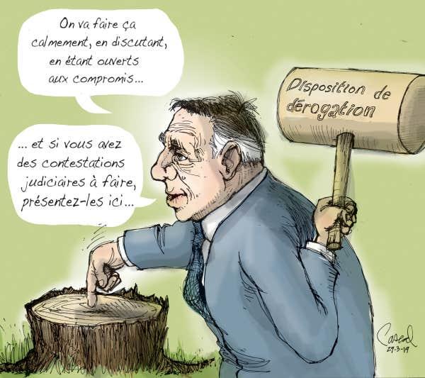 CARICATURES : politiques, judiciaires, sportives ... etc.    (suite 2) - Page 32 Le-coup-de-crayon-du-29-mars