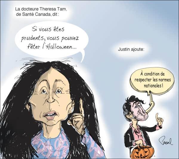 CARICATURES : politiques, judiciaires, sportives ... etc.    (suite 2) - Page 13 Le-coup-de-crayon-du-15-octobre